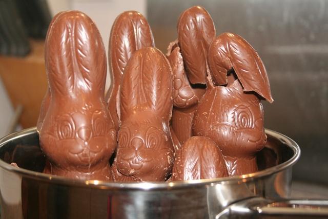 Easter Bunny Pie