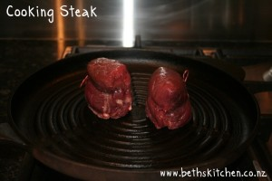 1601 Steak Tutorial 1
