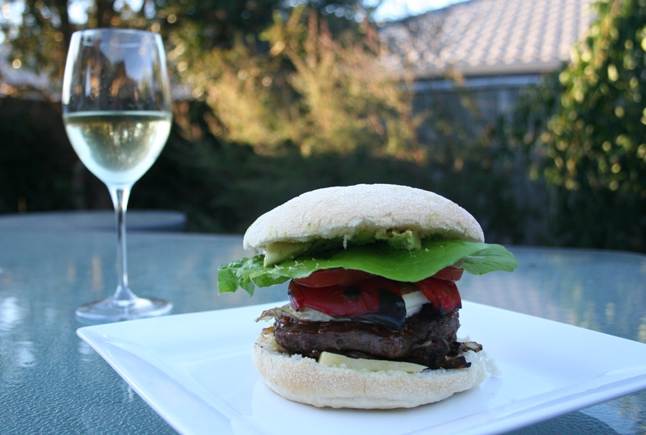 Guest Blog, by The Sous Chef: Venison Burgers