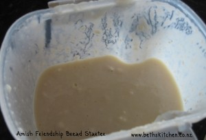 Friendship Bread 1