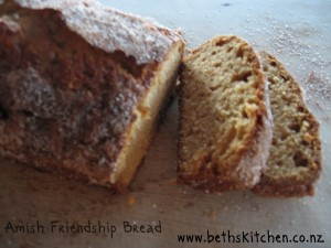 Friendship Bread 3